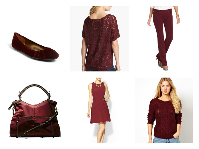 Wine - Fall Fashions