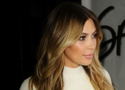 Kim Kardashian Shows Off Nori's Christmas Couture; Fans Slam Her For It