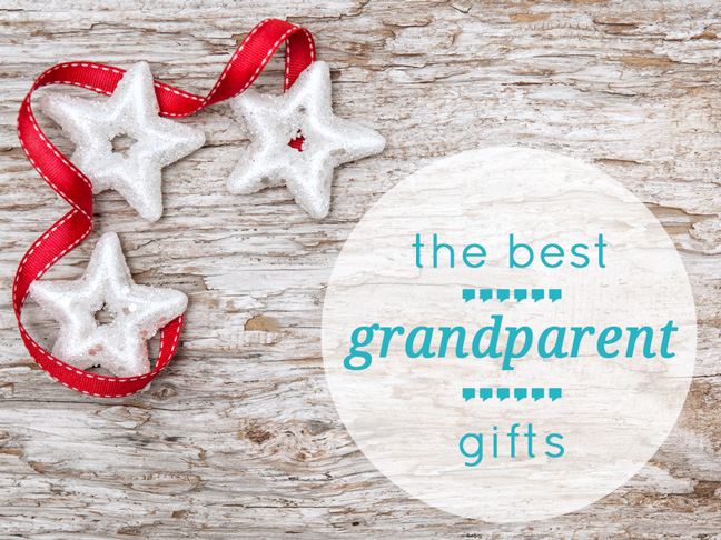 Christmas gift ideas grandparents