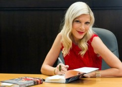 Tori Spelling Has Her Hands Full With Four Kids Under Six