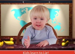 [VIDEO] Why Your Kid is Lying All the Time and How to Deal