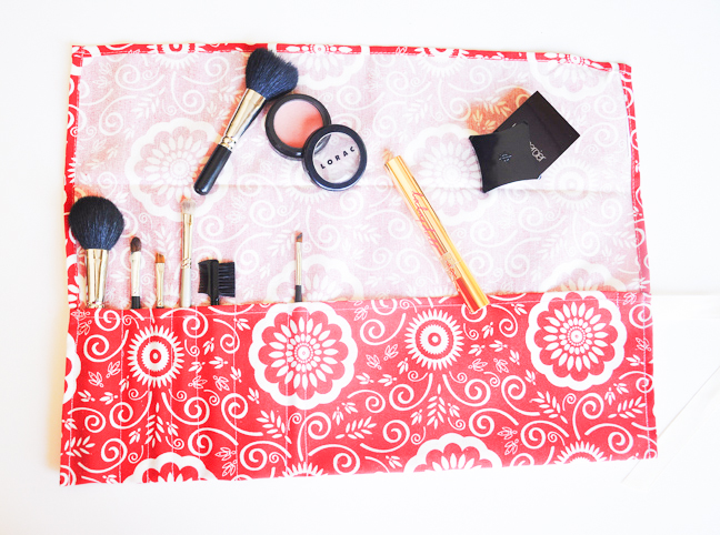 Makeup Brush Roll - PIC 12