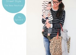Mom & Mini Street Style: The New Nautical
