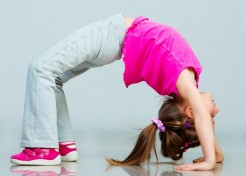 Gymnastics Class is Intense: Is My Daughter the Only One Who Just Wants to Have Fun?