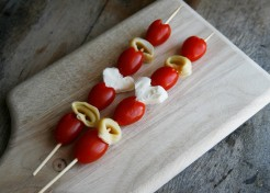 Happy Heart Kabobs Recipe for Lunchboxes