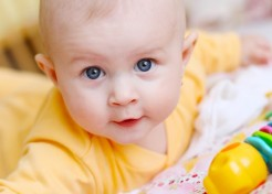 Why is My Baby Turning Orange? The Result of a Seasonal Diet
