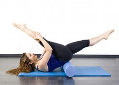 Roll Your Post-Pregnancy Body Back into Shape