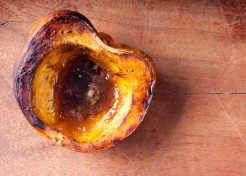 Savory Roasted Acorn Squash for Baby