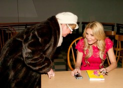 Brandi Glanville Shares Frustrating Co-Parenting Situation In Her New Book