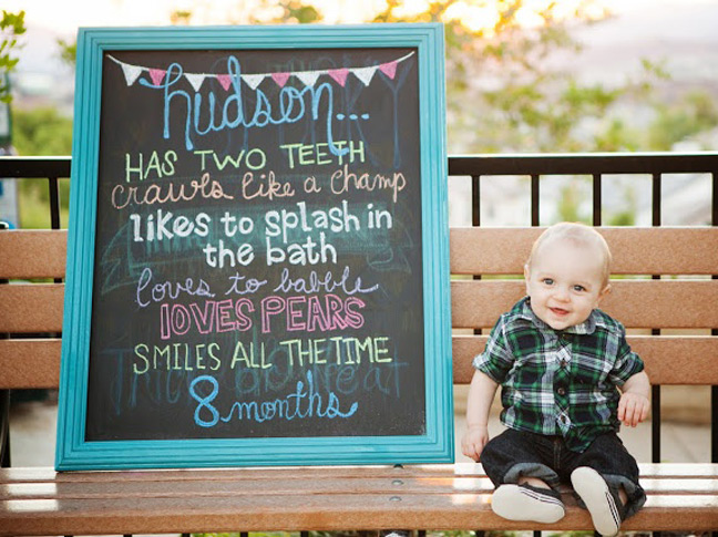 Monthly Baby Photo Ideas Plus Tips And Tricks For
