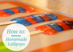 [VIDEO] How To Make Homemade Lollipops the Easy Way