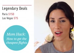 [VIDEO] Shopping Hack: How to Score Cheap Airline Tickets