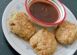 Homemade Nuggets: Wholesome Baby and Toddler Finger Food