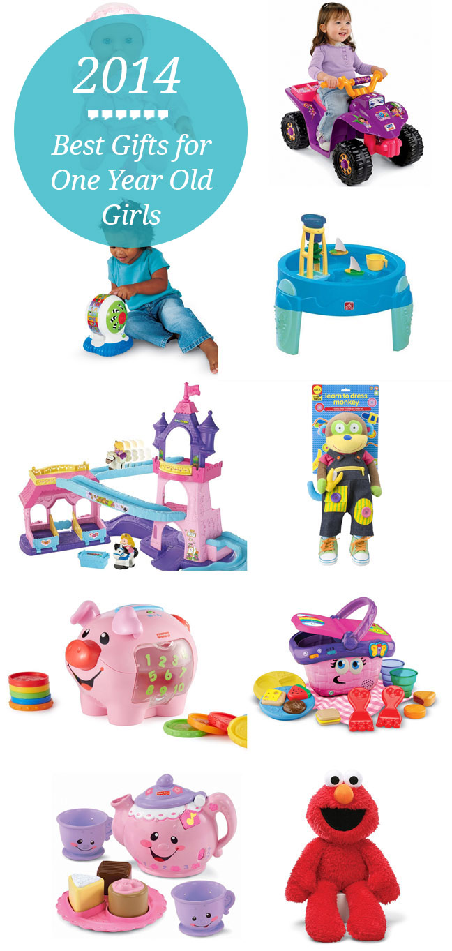 The Hottest Toys for Girls 2014: Age 1