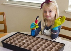 Giving Kids a Green Thumb: Starting the Seeds Indoors