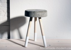 [VIDEO] DIY Hacks: How To Make a DIY Modern Stool for $5