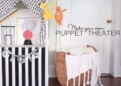 [VIDEO] DIY Puppet Theater