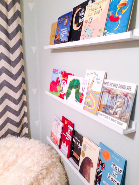 DIY Book Nook for Your Kiddos