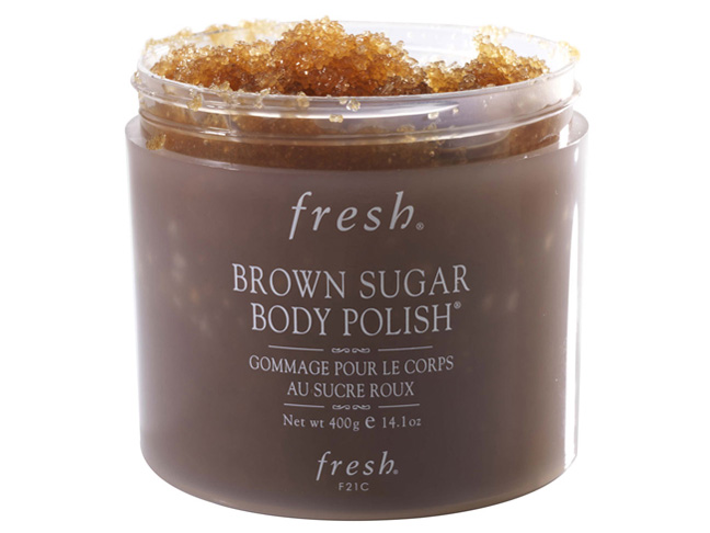 A Tub of Fresh's Brown Sugar Body Polish