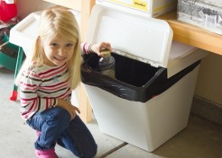 Turn Your Kid into a Recycling Machine!