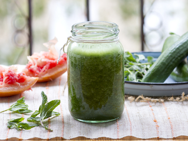 Spring Cleanse Smoothie Recipe