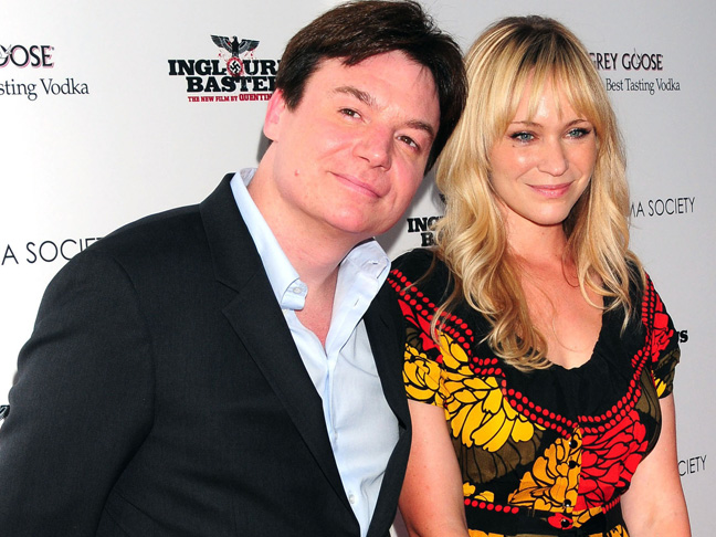 Mike Myers & Wife Kelly Welcome Second Child