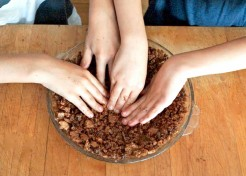 Father's Day Recipe: Custom Mud Pie Designed by Dad, Made by the Kids