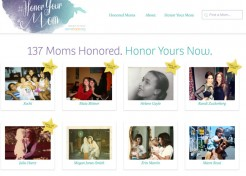 Last Minute Charitable Mother's Day Gifts: Honor Your Mom, Do Good and Save Lives