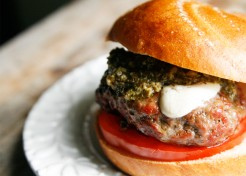 Ultimate Caprese Stuffed Burgers Recipe