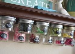 101 Things to Do with a Mason Jar