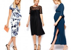 Hot Mama! Gorgeous Summer Maternity Dresses
