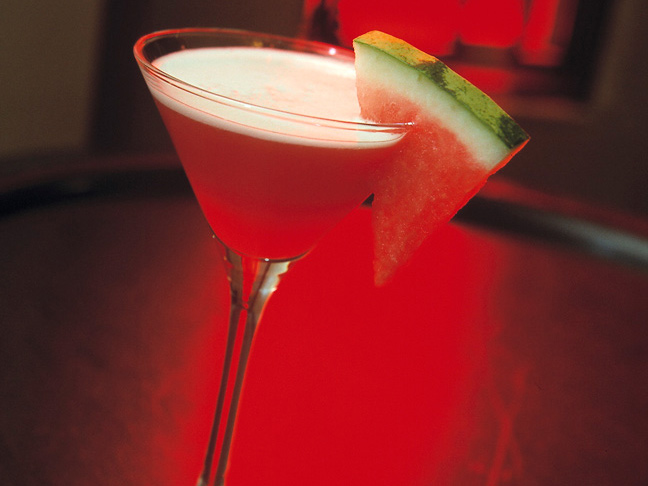 Eclipse's Watermelon Martini Recipe