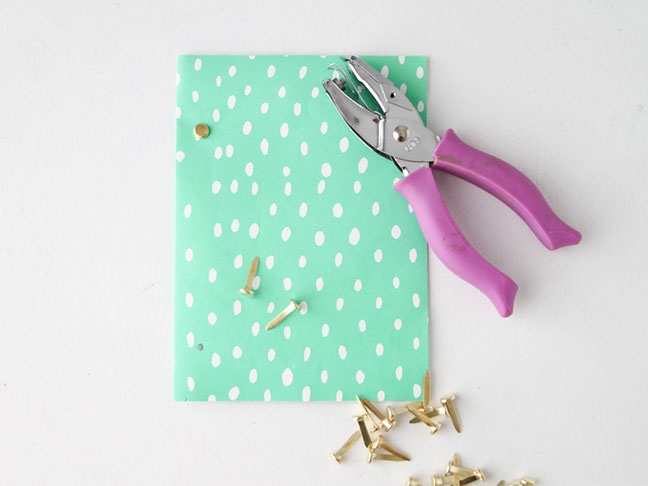Step 5: Kid-Friendly Notebook DIY
