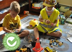 New School Year, New Playdates with LEGO JUNIORS