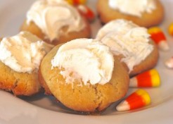 Candy Corn Surprise Cookies Recipe