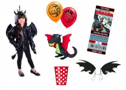 The Ultimate Dragon Halloween Party Step-by-Step