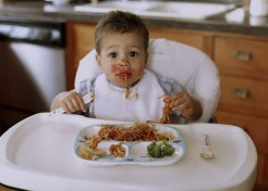 Is My Son Missing Out By Being a Vegetarian?