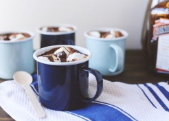 Boozy Orange Hot Chocolate Recipe
