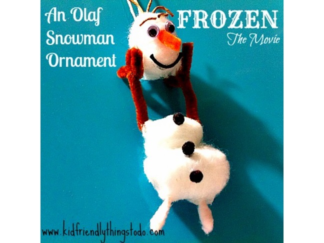 olaf-display-three