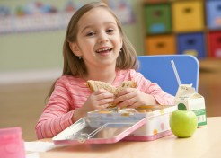 Are Packed Lunches Really Healthier Than School Lunches?