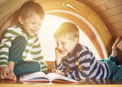 7 Secrets to Raising a Kid Who Loves to Read