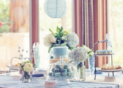 6 Stylish Baby Shower Themes on Pinterest