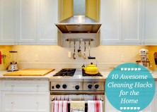 10 Best Cleaning Hacks for the Home