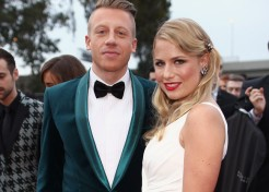 Macklemore to Become a Dad! Watch Pregnancy Announcement Video