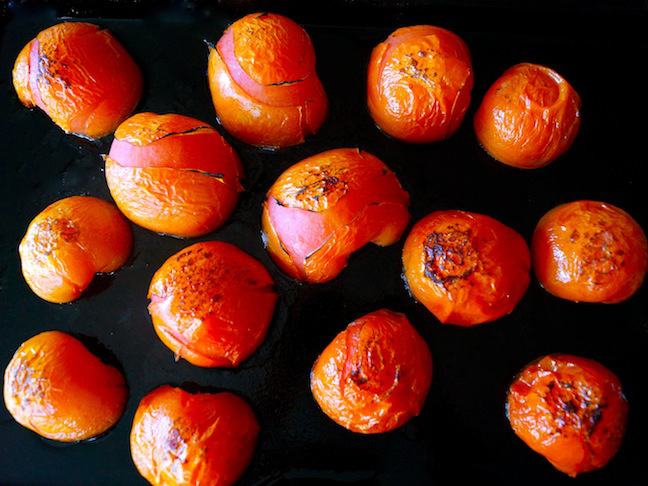 red-roasted-tomatoes-charred-baking-sheet