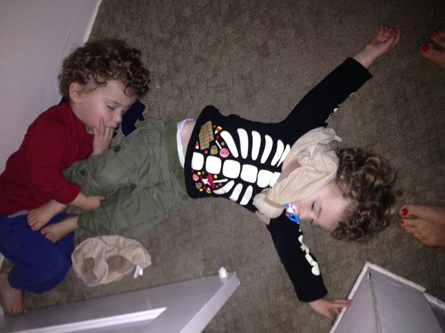 I Think My Twins Love Each Other More Than Me