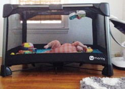 4Moms Breeze Play Yard Review: Hate Your Pack 'n Play? Try This Instead.