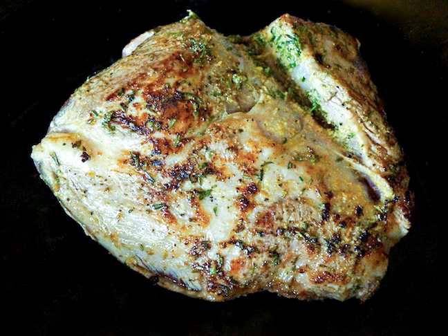 Rosemary-Roasted-Leg-of-Lamb