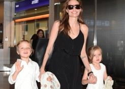 Why Angelina Jolie's Kids Probably Made Her Difficult Health Decisions Easier