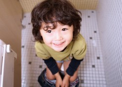 It's Not OK to Ban Little Boys from the Ladies' Room